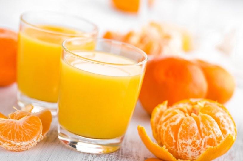 A może sok z mandarynek? /©123RF/PICSEL