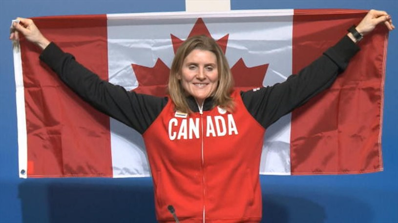 A proud moment awaits for Winter Olympics veteran Hayley Wickenheiser in Sochi /Perform