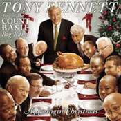 Tony Bennett: -A Swingin' Christmas (Featuring The Count Basie Big Band)