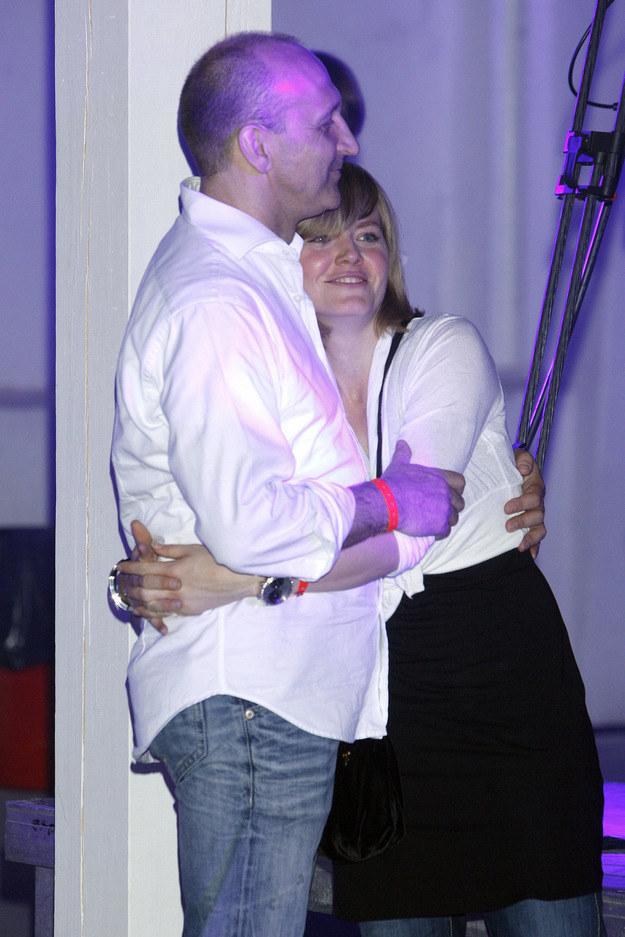 A tak się kochali! /Baranowski /AKPA