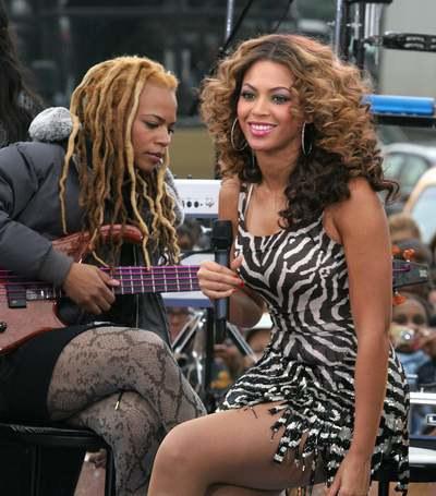 A tak wygląda Beyonce naprawdę  /Splashnews