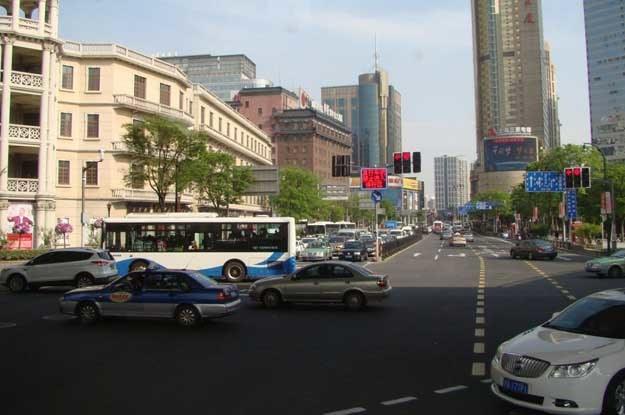 A to w Szanghaju /INTERIA.PL