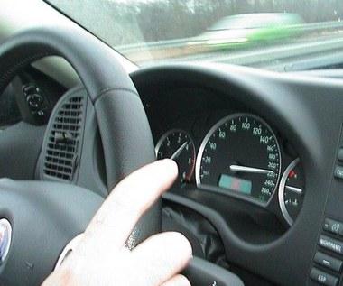 A ty łamiesz ograniczenia prędkości? Możesz się przyznać!