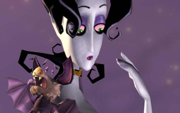 A Vampyre Story - motyw graficzny /Informacja prasowa