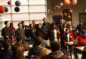A Very Glee Christmas