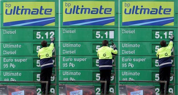 A w Polsce paliwo ciągle drożeje /PAP