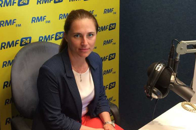 a /Anna Kropaczek /RMF FM