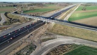 A1 zamknięta na weekend. Zburzą sześć wiaduktów