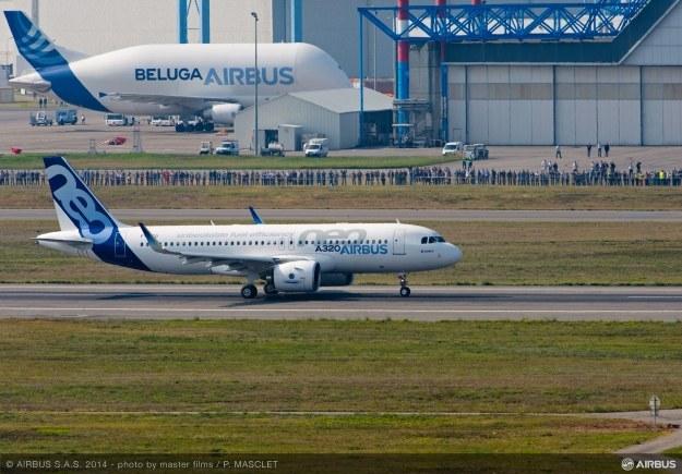 A320neo /materiały prasowe