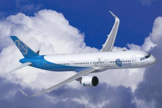 A321neo.   Fot. Airbus /materiały prasowe