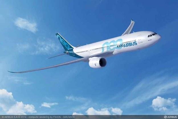 A330-800neo /materiały prasowe