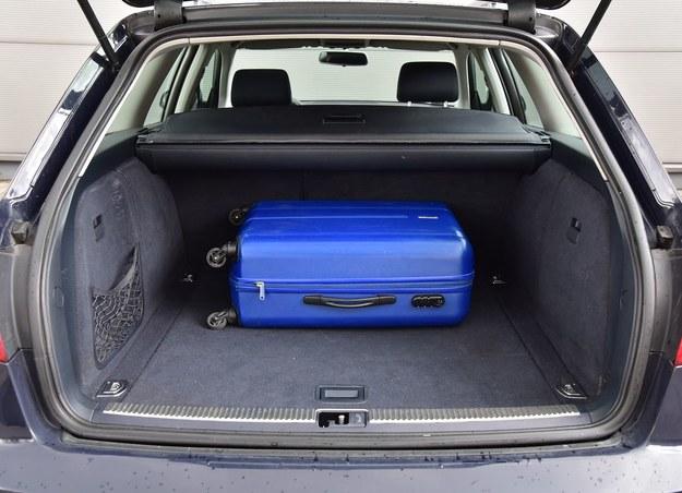 a4 bagażnik /Motor