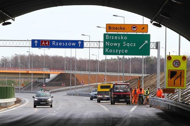 A4 do Rzeszowa? Nie tak szybko.... / Fot: Jan Garczyński /East News