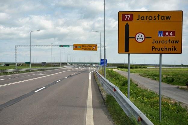 A4  już przejezdna /Łukasz Solski /East News