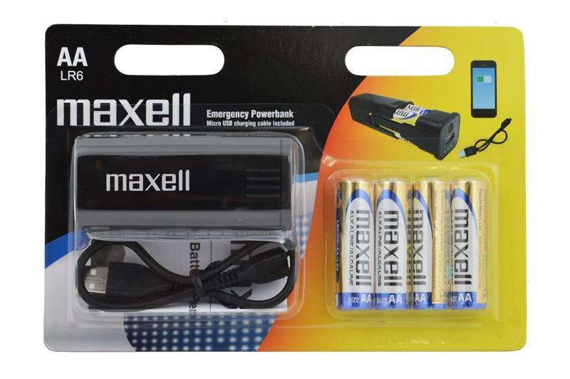 AA Battery Powerbank /materiały prasowe
