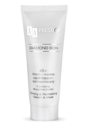 AA Prestige Diamond Skin Krem-maska /materiały prasowe