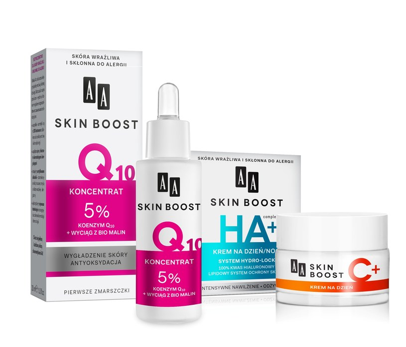 AA Skin Boost /materiały prasowe