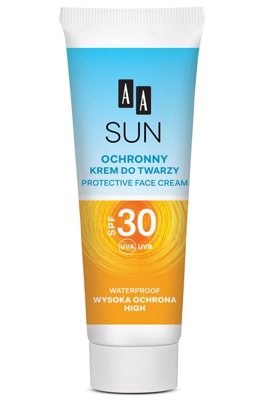 AA Sun Ochronny krem do twarzy SPF 30 /materiały prasowe