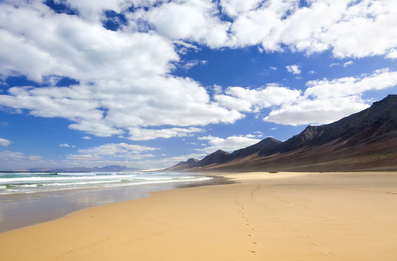 Aamotna plaża Cofete /123RF/PICSEL