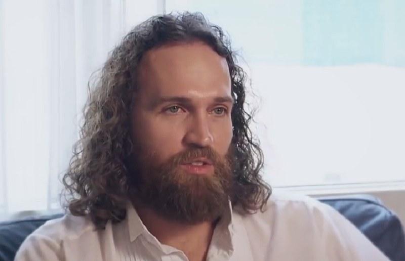 Aaron Chevernak poślubił swojego smartfona /Kaspersky Lab UK /YouTube