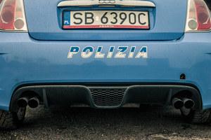 Abarth 500 Polizia