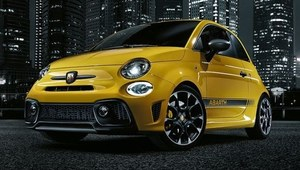 Abarth 595 po face liftingu