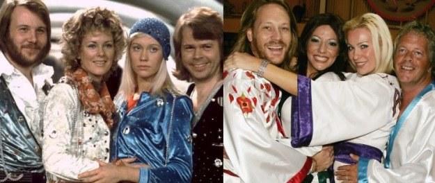 ABBA i Bjorn Again: Wskaż podróbkę fot. Patrick Riviere /Getty Images/Flash Press Media