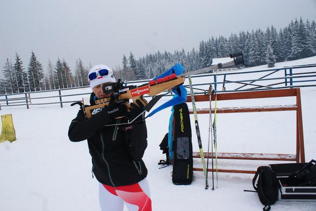 ABC biathlonu 2. Pałka: Na karabin mówię... karabin