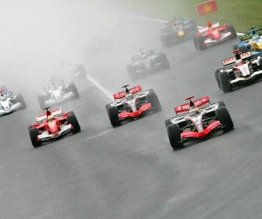 ABC Formuły 1: Start do wyścigu