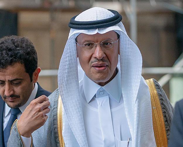 Abd-al-Aziz ibn Salman /AFP