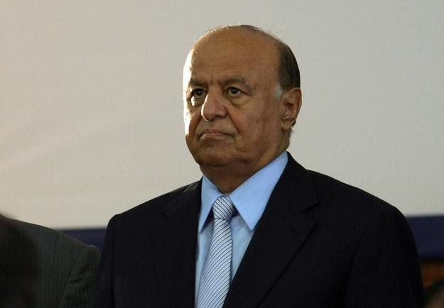 Abd ar-Rab Mansur al-Hadi /AFP