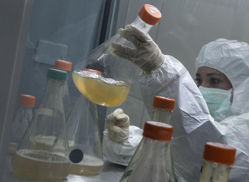 Abdala to szczepionka trzydawkowa i jest pierwszym tego typu preparatem opracowanym w Ameryce Łacińskiej /AP /East News
