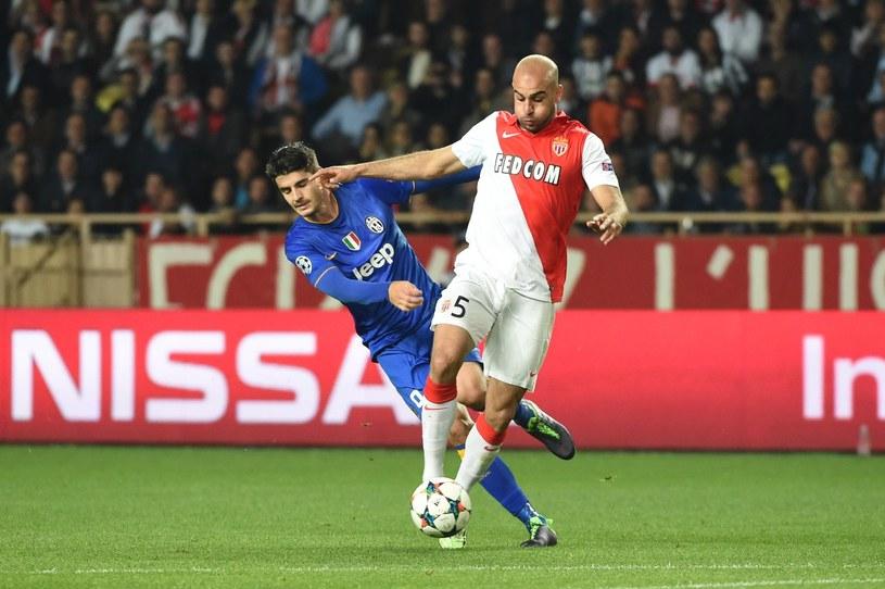 Abdennour w trakcie spotkania Ligi Mistrzów z Juventusem Turyn /AFP