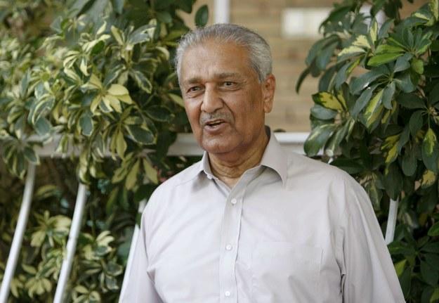 Abdul Qadeer Khan /STR /PAP/EPA