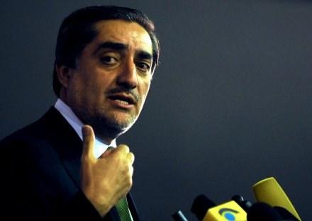 Abdullah Abdullah /AFP