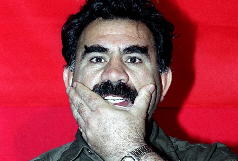 Abdullah Ocalan, przywódca Partii Pracujących Kurdystanu /AFP