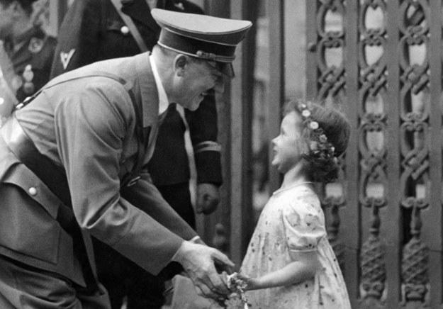 Aborcja niemieckiego dziecka karana była nawet śmiercią /AFP
