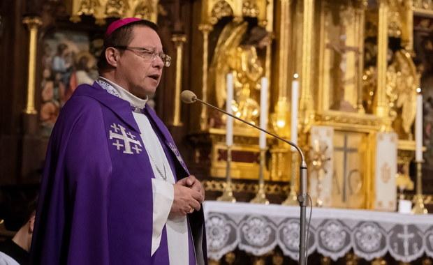 Abp Grzegorz Ryś do ofiar księży pedofilów: Przepraszam