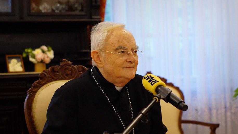 Abp. Henryk Hoser /Michał Dukaczewski /RMF FM