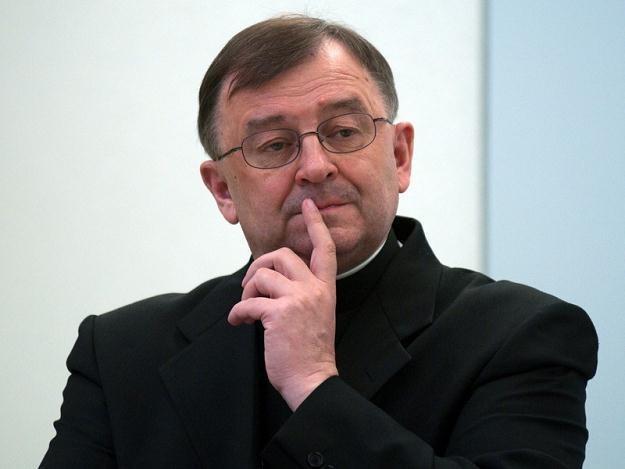 Abp Józef Życiński. Fot. Ł. Szeląg /Reporter