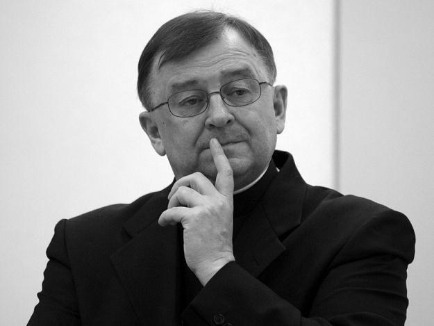 Abp Józef Życiński/fot. Ł. Szeląg /Reporter