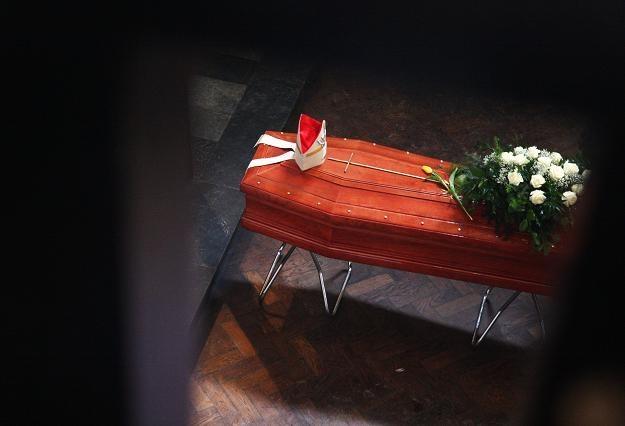 Abp Józef Życiński zmarł w Rzymie/fot. Jacek Świerczyński /Agencja FORUM