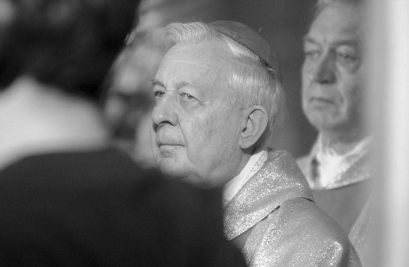 Abp Juliusz Paetz był metropolitą poznańskim w latach 1996-2002 /Sławomir Seidler /East News