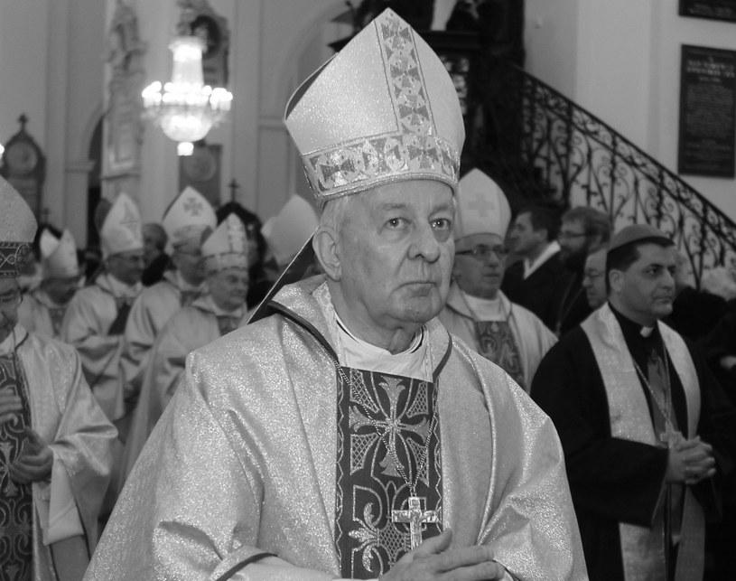 Abp Juliusz Paetz /STANISLAW KOWALCZUK /East News