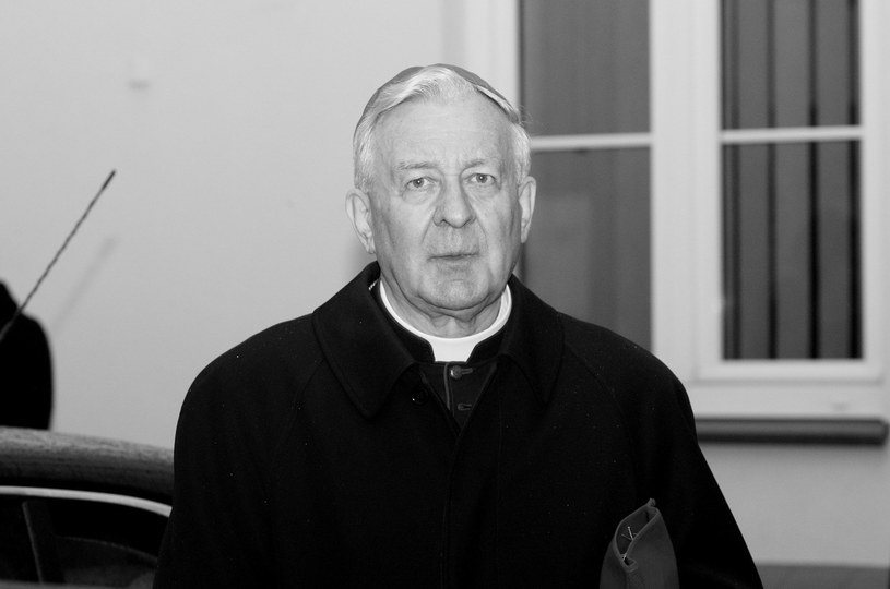 Abp Juliusz Paetz /Stanisław Kowalczyk /East News