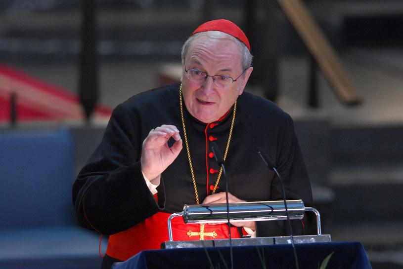 Abp Kolonii Joachim Meisner odchodzi na emeryturę /AFP