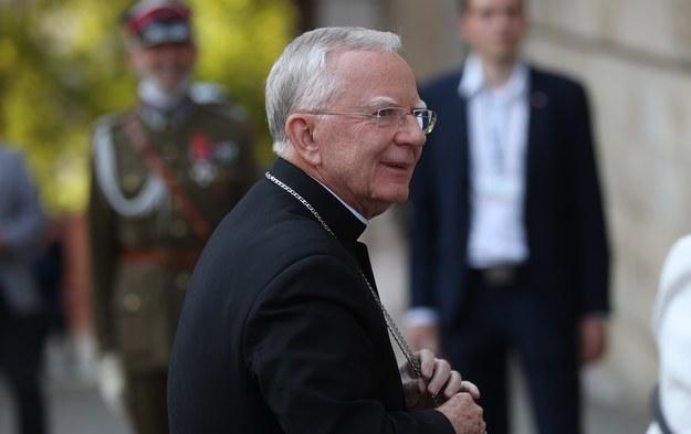 Abp Marek Jędraszewski //Łukasz Gągulski /PAP