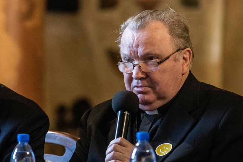 Abp Marian Gołębiewski /Krzysztof Kaniewski /Reporter