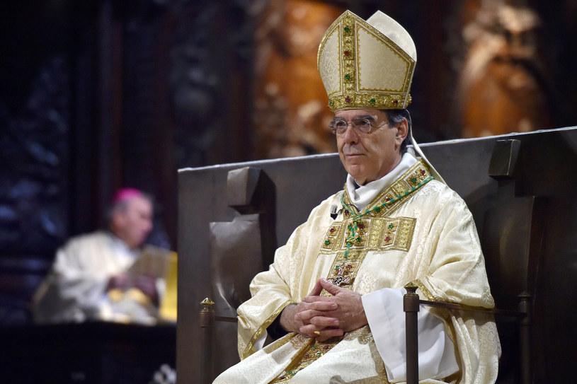Abp Michel Aupetit /CHRISTOPHE ARCHAMBAULT/AFP /East News