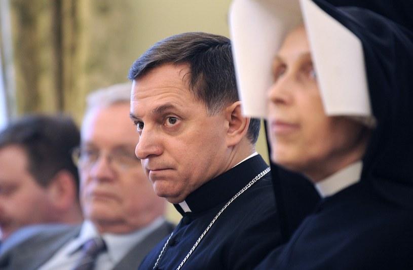 Abp. Mokrzycki /Bartosz Krupa /East News
